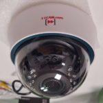 Am häufigsten verwendete Kamera oberhalb von Kassenplätzen, sind Vario-Dome Kameras, wie hier die 11CAM.com Serie.