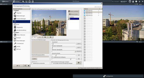VideoControl-NET Version 3.x - Kassenkontrolle mit Videokameras