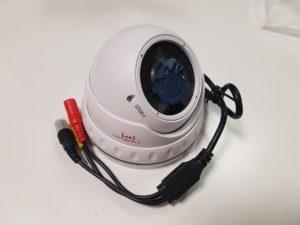 Vandaslismus-Kamera wetterfest mit Infrarot Nachtsicht